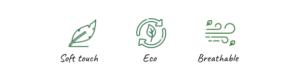 Eco tshirt OMNIA IN UNO